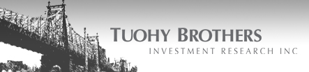 Tuohy Brothers Investment Research Inc.